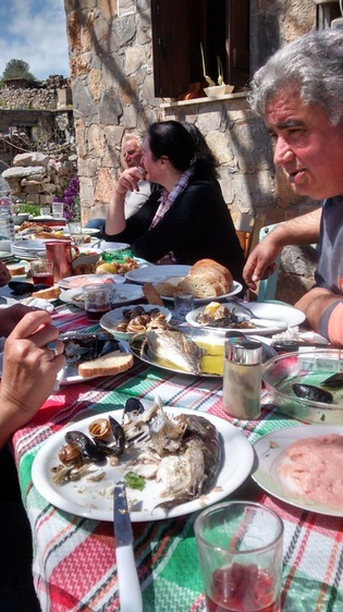 Traditional Cretan Party and Food