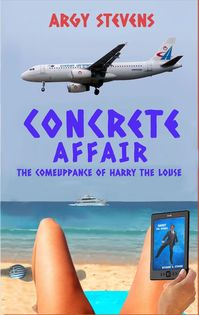 Concrete Affair new name for Harry the Louse